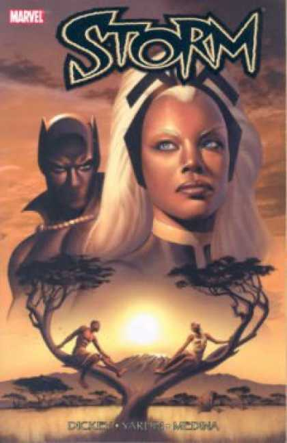 X-Men Books - Astonishing X-Men: Storm