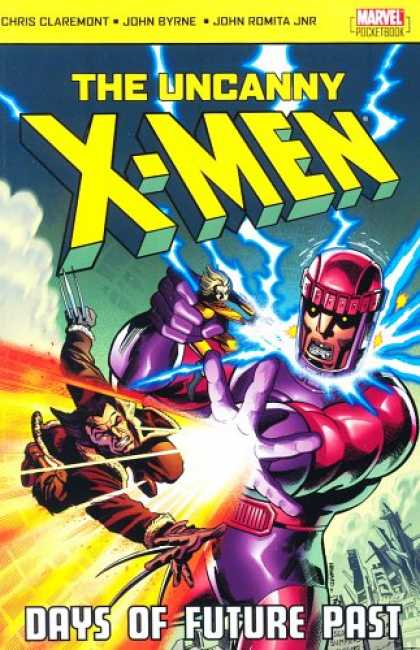 X-Men Books - The Uncanny X-Men: Days of Future Past (Uncanny X-Men)