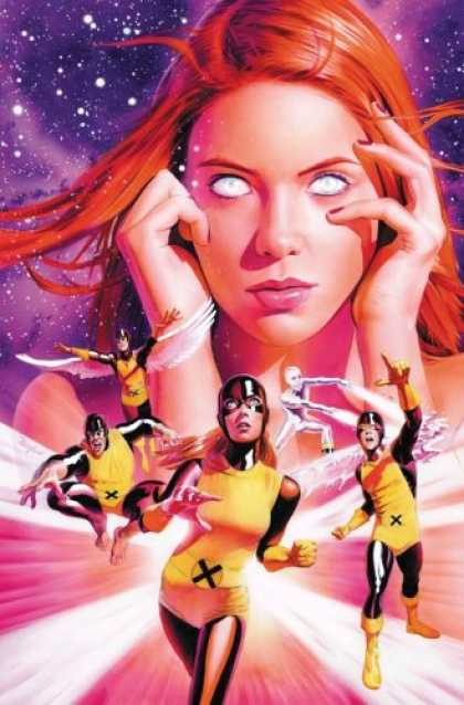 X-Men Books - X-Men Origins: Jean Grey