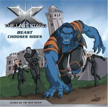 X-Men Books - X-Men: The Last Stand: Beast Chooses Sides