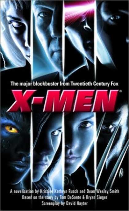 X-Men Books - X-Men: A Novelization