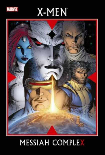 X-Men Books - X-Men: Messiah Complex