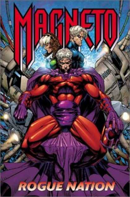 X-Men Books - Magneto: Rogue Nation (X-Men)