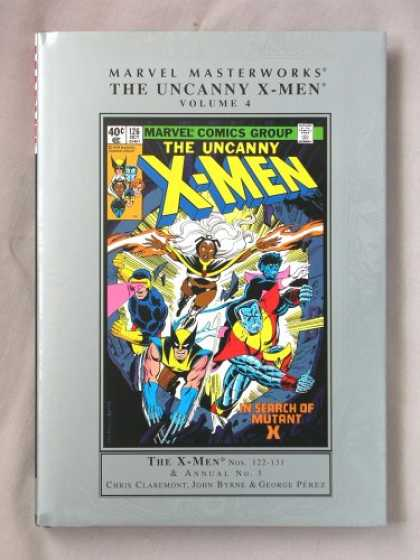 X-Men Books - Marvel Masterworks: The Uncanny X-Men, Volume 4 (Marvel Masterworks)