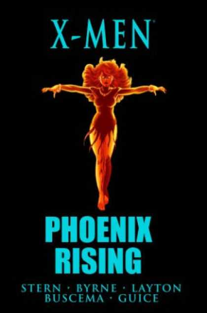 X-Men Books - X-Men: Phoenix Rising (Marvel Premiere Classic)