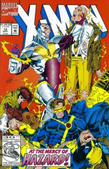 X-Men Books - X-Men #12 : Broken Mirrors (Marvel Comics)