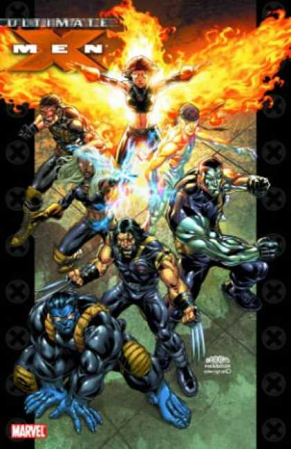 X-Men Books - Ultimate X-Men: Ultimate Collection, Vol. 2 (Bk. 2)