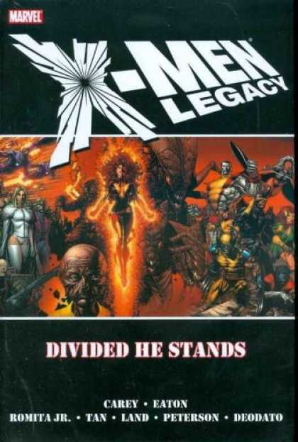 X-Men Books - X-Men Legacy Vol. 1: Divided He Stands (v. 1)