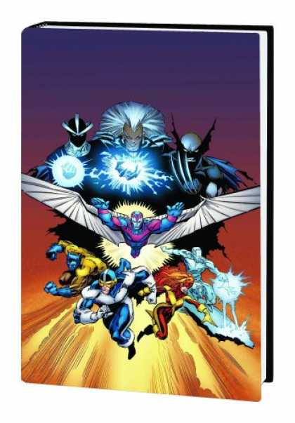 X-Men Books - X-Men: Inferno