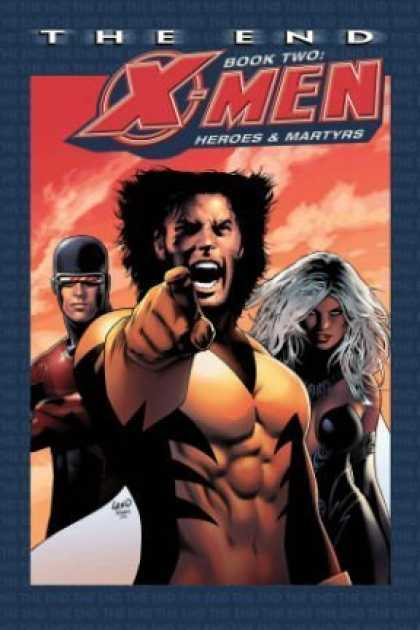 X-Men Books - X-Men: The End Book Two: Heroes and Martyrs (Bk. 2)