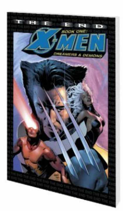 X-Men Books - X-Men: The End Book One: Dreamers And Demons
