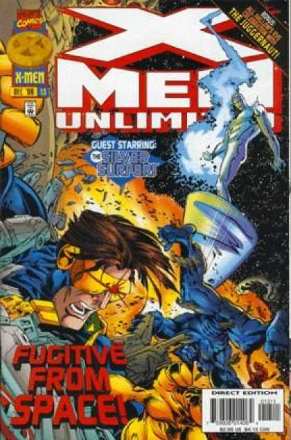 X-Men Unlimited 13 - Deodato Fiho, Duncan Rouleau