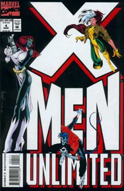 X-Men Unlimited #4
