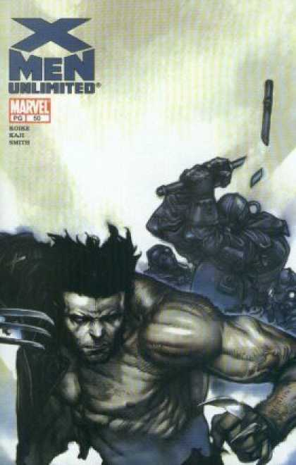 X-Men Unlimited 50 - Marvel - Koike - Kaji - Smith - Wolverine