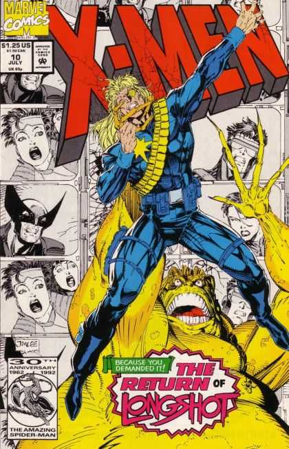 X-Men 10 - Jim Lee, Scott Williams