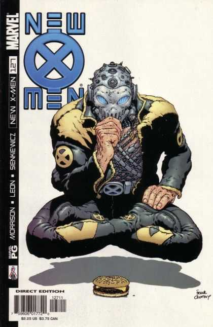 X-Men 127 - Marvel - New X-men - Hamburger - Heroe - Mutant