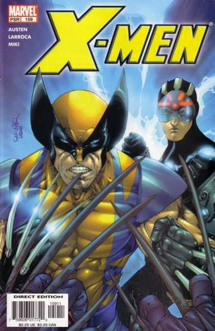 X-Men 159 - Salvador Larroca