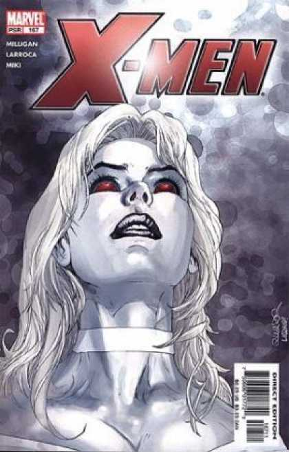 X-Men 167 - Marvel - Milligan - Larroca - Miki - Girl - Salvador Larroca