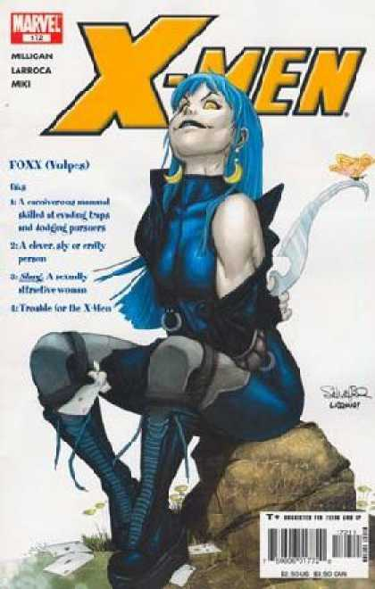 X-Men 172 - Salvador Larroca