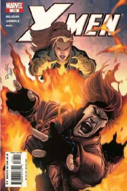 X-Men 173 - Salvador Larroca