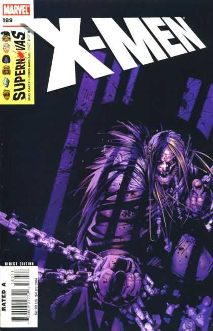 X-Men 189 - Chris Bachalo