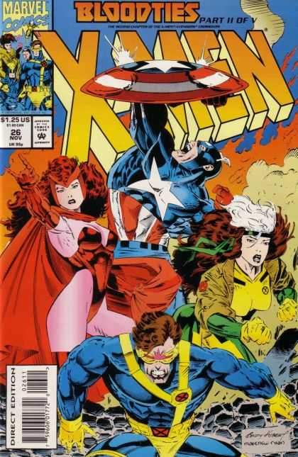 X-Men 26 - Andy Kubert, Matt Ryan