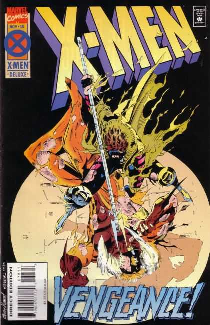 X-Men 38 - Andy Kubert, Matt Ryan