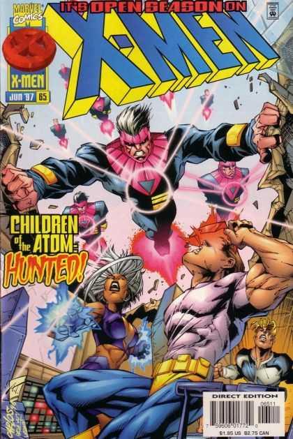 X-Men 65 - Carlos Pacheco