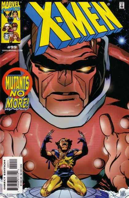 X-Men 99 - Paul Smith