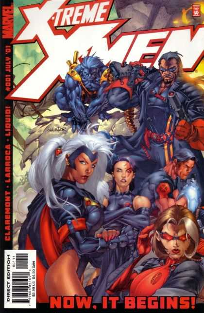 X-Treme X-Men 1 - Salvador Larroca