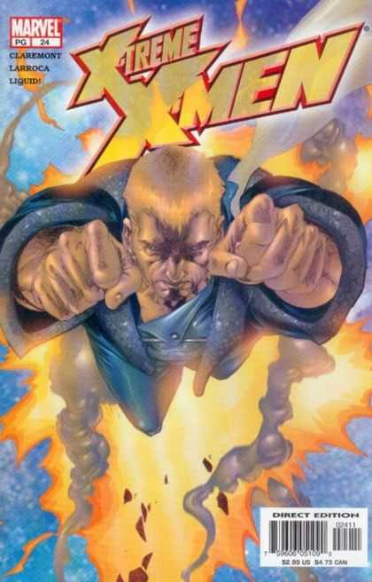 X-Treme X-Men 24 - Salvador Larroca