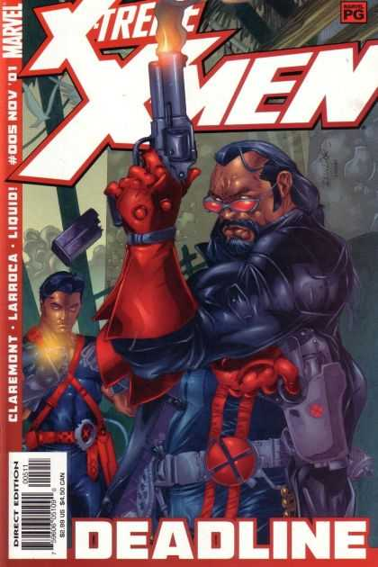 X-Treme X-Men 5 - Salvador Larroca