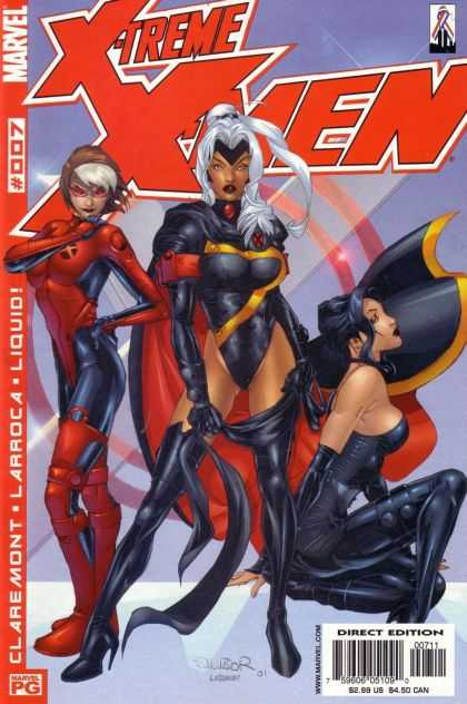 X-Treme X-Men 7 - 7 - Xmen - X-men - Marvel - Salvador Larroca