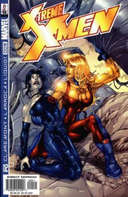 X-Treme X-Men 9 - Salvador Larroca