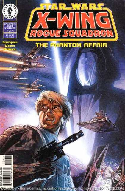 X-Wing 5 - Dark Horse - Dark Horse Comics - Star Wars - Rouge Squardon - Phantom Affair