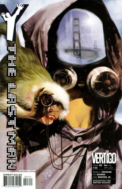 Y, the Last Man 27 - Vaughn - Vertigo - Guerra - Marzan Jr - Suggested For Mature Readers