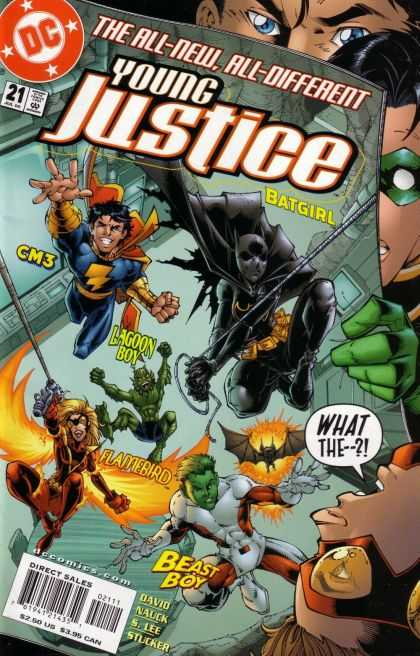 Young Justice 21