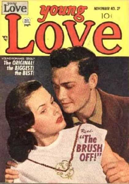 Young Love 27 - The Original - The Biggest - The Best - The Brush Off - November