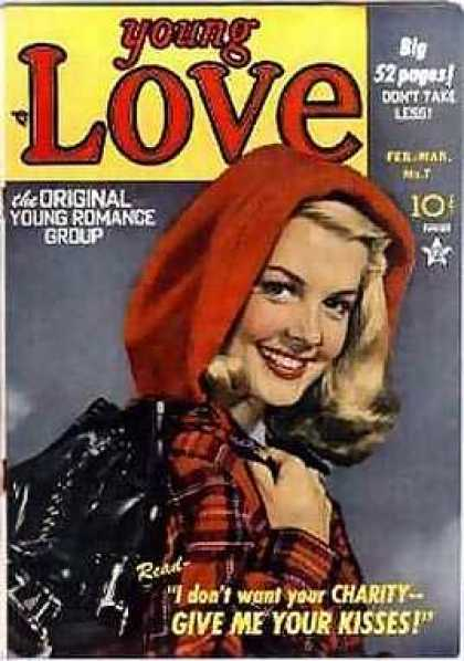 Young Love 7 - Girl - Hood - Purse - Plaid - Blonde