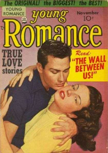 Young Romance 41 - The Original - The Biggest - The Best - November - True Love Stories