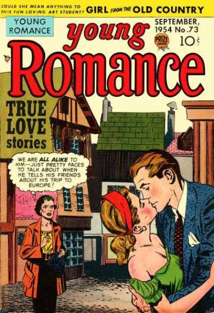Young Romance 73