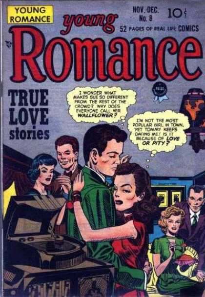 Young Romance 8