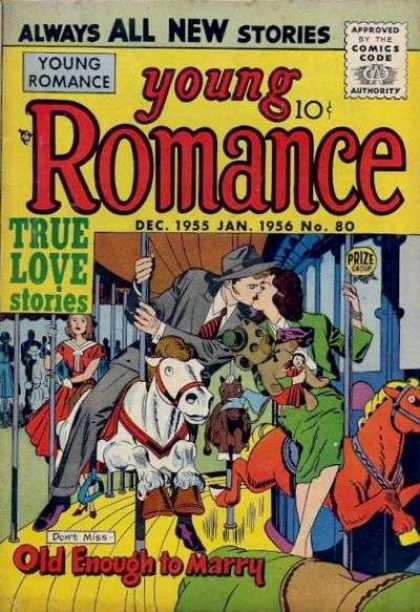 Young Romance 80