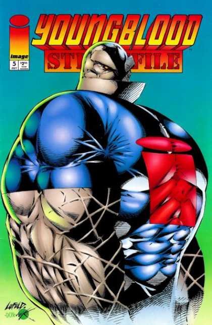 Youngblood Strikefile 5 - Rob Liefeld