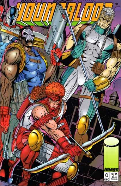 Youngblood 0 - Rob Liefeld