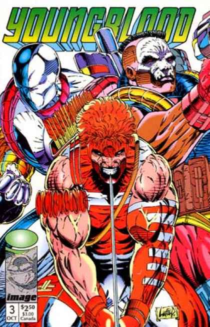 Youngblood 3 - Rob Liefeld