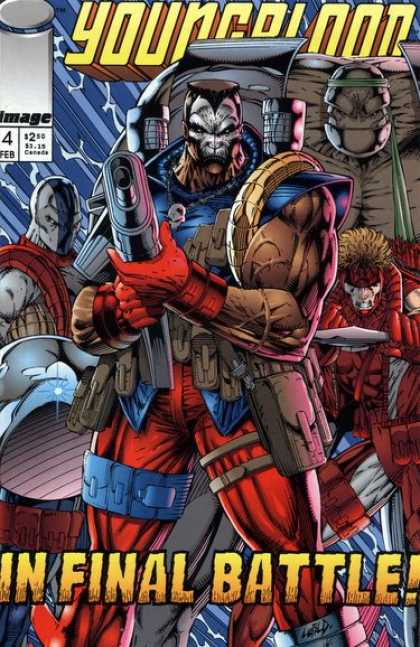 Youngblood 4 - Rob Liefeld