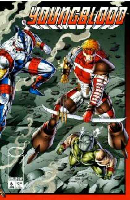 Youngblood 6 - Rob Liefeld