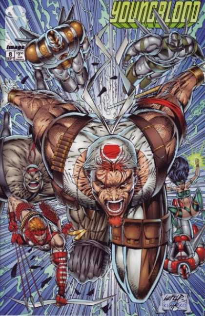 Youngblood 8 - Rob Liefeld