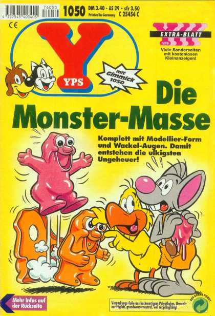 Yps - Die Monster-Masse